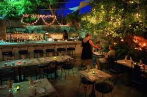Restaurant Savant St Croix Back Patio
